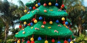 Árbol de navidad de LEGO
