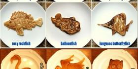 Arte con tortitas