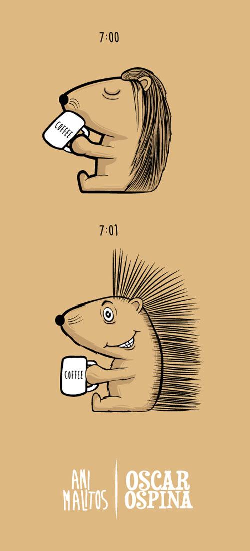 Los efectos del café