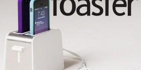 Foaster, original cargador múltiple para iPhone