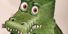 La asombrosa ilusión óptica del T-Rex