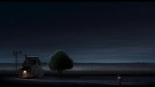 Lifted, corto de animación de Pixar