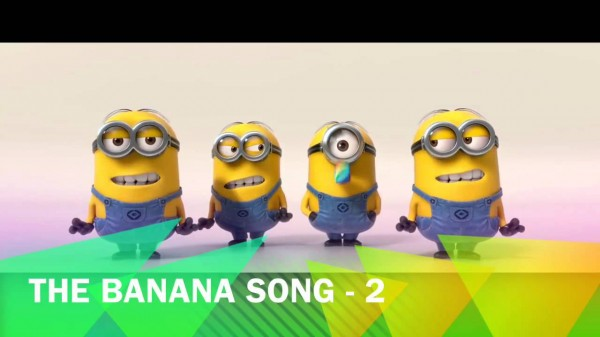 Download Lagu Despicable Me Banana Mp3