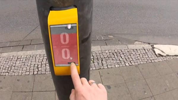 Los semáforos de Alemania son más divertidos
