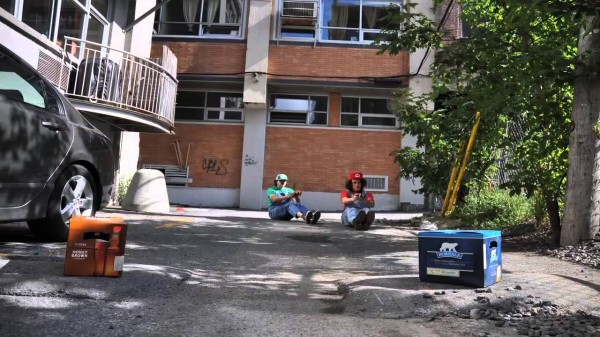 Mario Kart recreado en la vida real