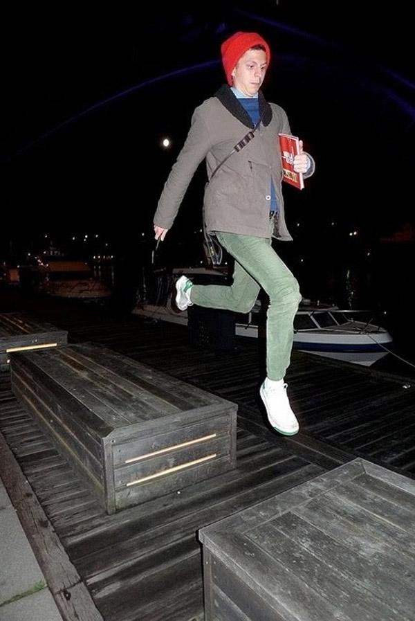 Michael Cera será saltador de longitud
