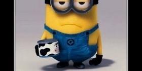 Minion que odia los lunes