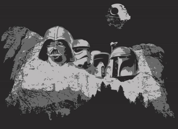 El monte Rushmore del Imperio