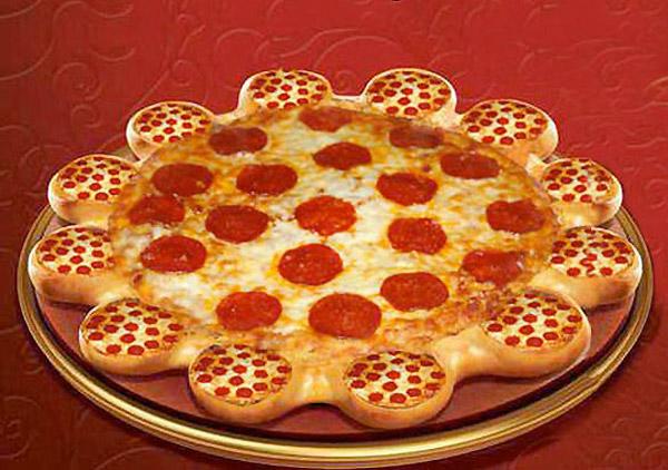 Pizza de pizzas