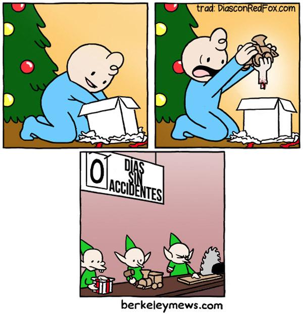 Regalos en navidad