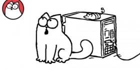 Simon's Cat: gato y ratón