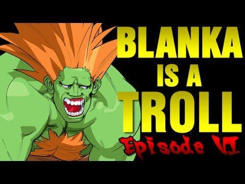 Street Troller. Blanka es un troll - Episodio 6