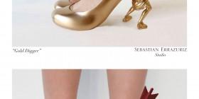 Los zapatos de tacón más originales