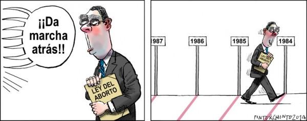 Alberto Ruiz-Gallardón y la Ley del aborto