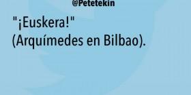 Arquímedes en Bilbao