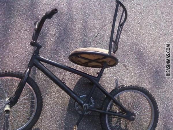 Bicicleta tuneada