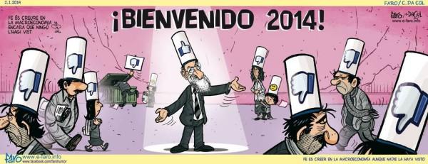 ¡Bienvenido 2014!