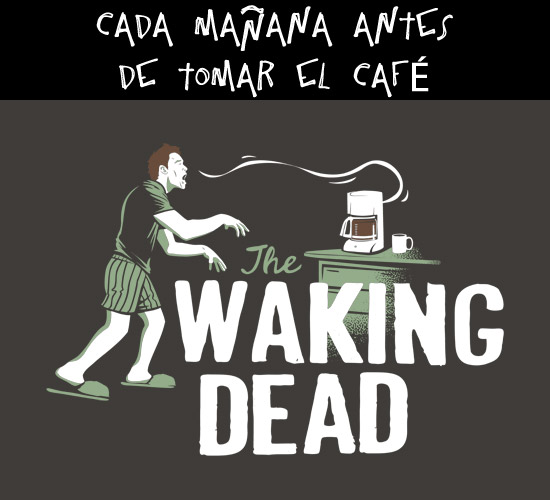 Good Morning Zombie Meme : Imágenes divertidas de café
