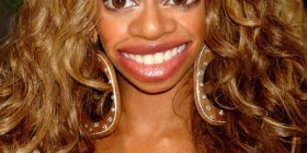 Caricatura de Beyoncé Knowles