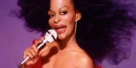 Caricatura de Diana Ross