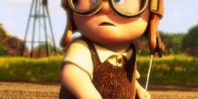Carl Fredricksen (UP) de niño