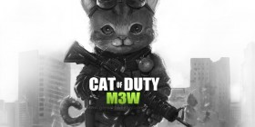 Cat of Duty