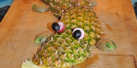Cocodrilo frutal