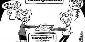 Contratos rebajados
