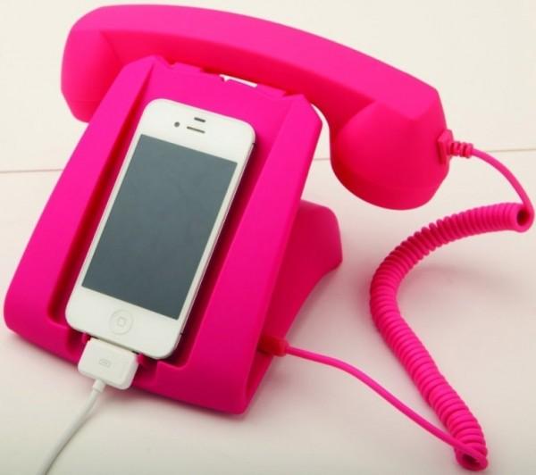 Convierte tu iPhone en un teléfono retro