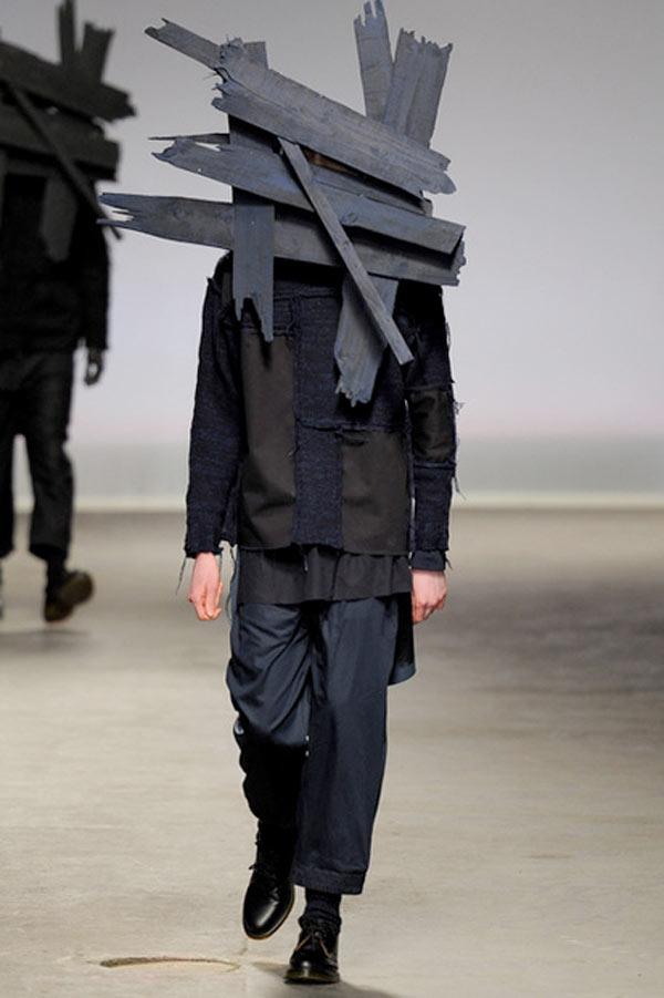Cuando la moda se va de las manos
