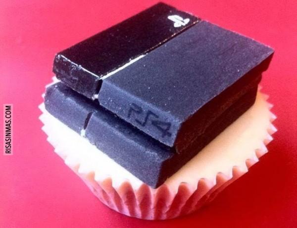 Cupcake PS4