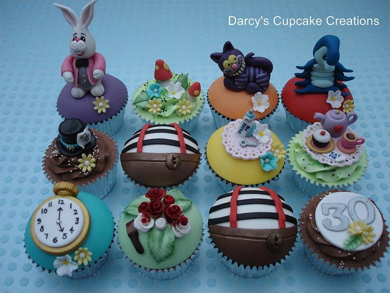 Cupcakes De Alicia En El Pa 237 S De Las Maravillas