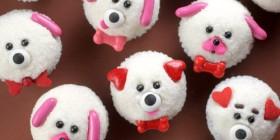 Cupcakes de perritos