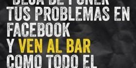 Deja de poner tus problemas en Facebook