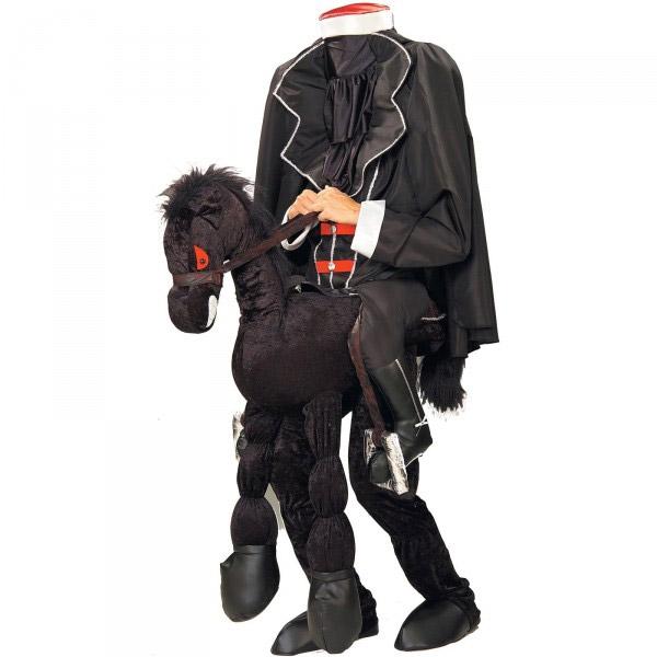 Disfraz El jinete sin cabeza