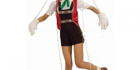 Disfraz de Pinocho marioneta