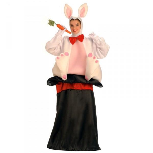 Disfraz de conejo de mago