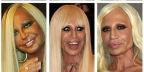 Evolución de Donatella Versace