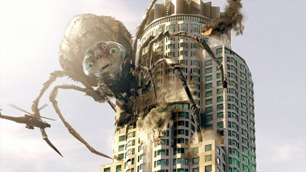E.T. vuelve a la tierra
