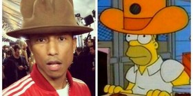 El gorro de Pharrell Williams