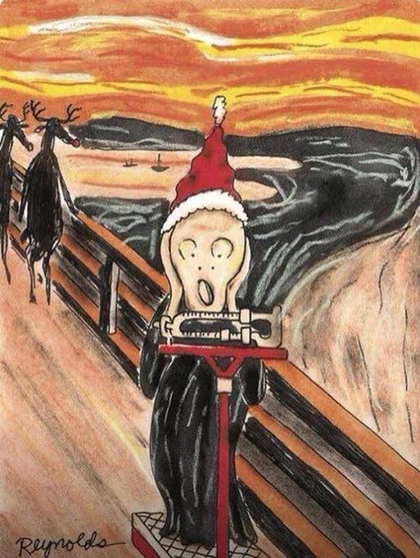 El grito tras la Navidad