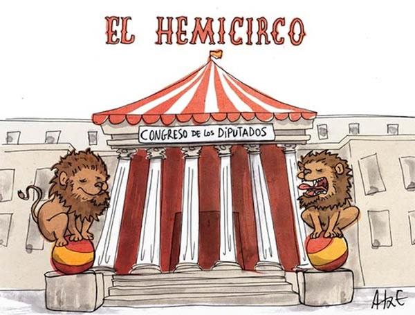 El hemicirco