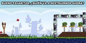 El nivel más difícil de Angry Birds