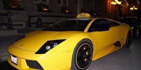 El taxi más rápido del mundo