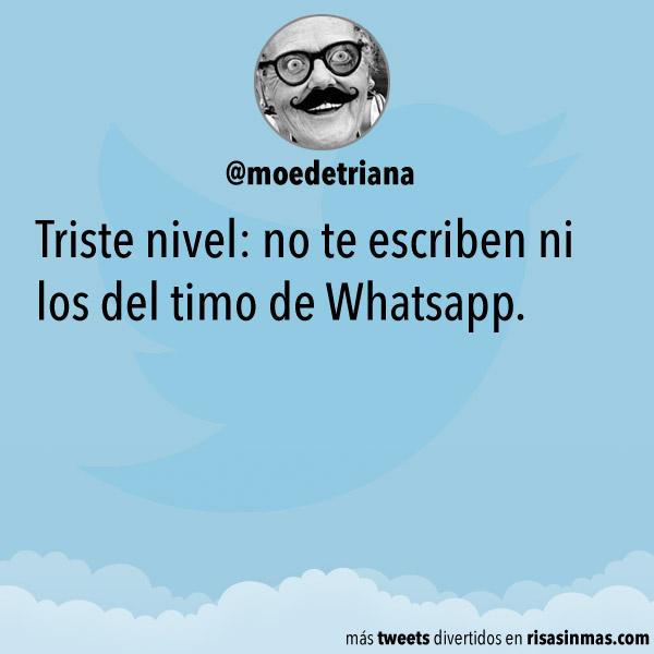 El timo de Whatsapp