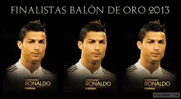 Encuesta Balón de oro 2013