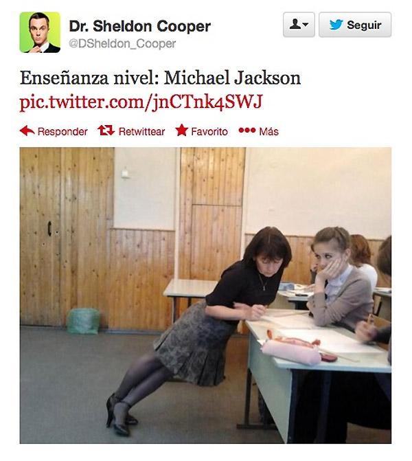 Enseñanza nivel: Michael Jackson