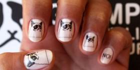 Esmalte de uñas Grumpy cat