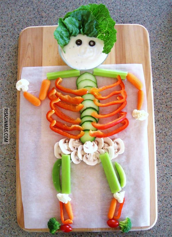 Esqueleto vegetal