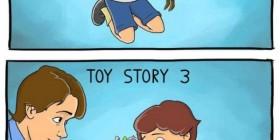 Evolución de Toy Story